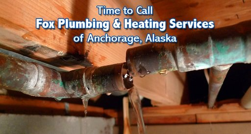 Burst Pipes Repair in Government Hill Alaska